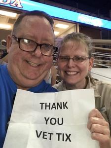Shawn attended Silver Spurs Arena/ Silver Spurs Rodeo on Jun 2nd 2018 via VetTix