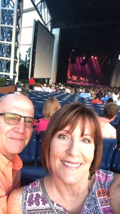Evan attended Steely Dan With the Doobie Brothers: the Summer of Living Dangerously on May 11th 2018 via VetTix
