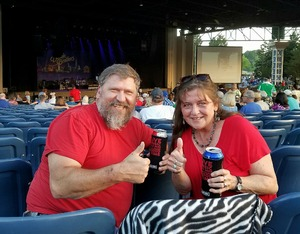 William attended Steely Dan With the Doobie Brothers: the Summer of Living Dangerously on May 11th 2018 via VetTix