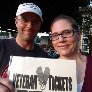 Mike attended Steely Dan With the Doobie Brothers: the Summer of Living Dangerously on May 11th 2018 via VetTix