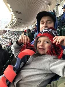Andrew attended Minnesota Twins vs. Milwaukee Brewers - MLB on May 19th 2018 via VetTix
