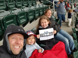 Sean attended Minnesota Twins vs. Milwaukee Brewers - MLB on May 19th 2018 via VetTix