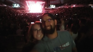 justin attended Jason Aldean High Noon Neon Tour on May 11th 2018 via VetTix