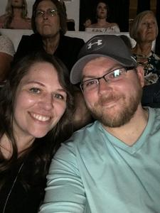 Tyler attended Jason Aldean High Noon Neon Tour on May 11th 2018 via VetTix