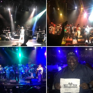 John Graves attended Mega 104. 3 Funk Fest With Zapp Band, Rose Royce, Lakeside and Cameo on May 12th 2018 via VetTix