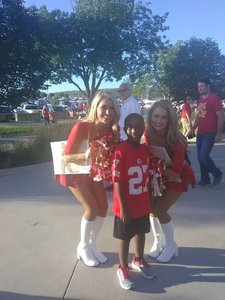 Brian attended Kansas City Chiefs vs. Green Bay Packers - NFL Preseason on Aug 30th 2018 via VetTix
