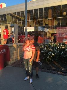 Dena attended Kansas City Chiefs vs. Green Bay Packers - NFL Preseason on Aug 30th 2018 via VetTix