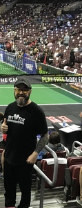 Al attended Philadelphia Soul vs. Albany Empire - IFL on May 19th 2018 via VetTix