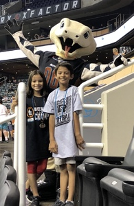 Alex attended Arizona Rattlers vs. Nebraska Danger - AFL on May 27th 2018 via VetTix