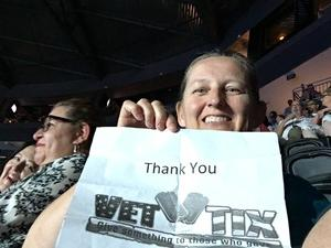 Stacey attended U2 Experience + Innocence Tour on May 12th 2018 via VetTix