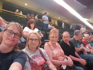 Jennifer attended Daryl Hall and John Oates With Train on May 16th 2018 via VetTix