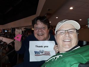 Mindy attended Texas Stars vs. Rockford Icehogs - Game One- Western Conference Finals - AHL on May 18th 2018 via VetTix
