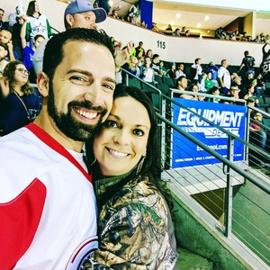 Jonathan attended Texas Stars vs. Rockford Icehogs - Game One- Western Conference Finals - AHL on May 18th 2018 via VetTix