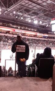 Donald attended Texas Stars vs. Rockford Icehogs - Game One- Western Conference Finals - AHL on May 18th 2018 via VetTix