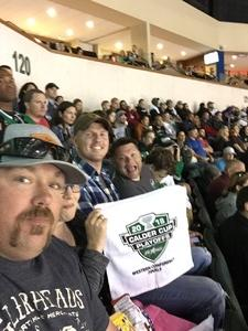 Ben attended Texas Stars vs. Rockford Icehogs - Game Two - Western Conference Finals - AHL on May 20th 2018 via VetTix