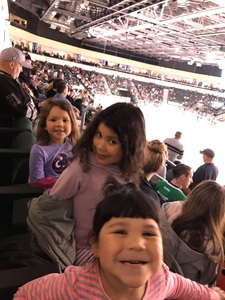 Chuck attended Texas Stars vs. Rockford Icehogs - Game Two - Western Conference Finals - AHL on May 20th 2018 via VetTix