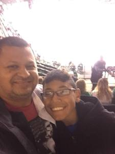 Dennis attended Texas Stars vs. Rockford Icehogs - Game Two - Western Conference Finals - AHL on May 20th 2018 via VetTix