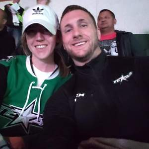 Kent attended Texas Stars vs. Rockford Icehogs - Game Two - Western Conference Finals - AHL on May 20th 2018 via VetTix