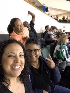 JoAnna attended Texas Stars vs. Rockford Icehogs - Game Two - Western Conference Finals - AHL on May 20th 2018 via VetTix
