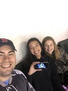 Brandon attended Texas Stars vs. Rockford Icehogs - Game Two - Western Conference Finals - AHL on May 20th 2018 via VetTix