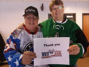 Mindy attended Texas Stars vs. Rockford Icehogs - Game Two - Western Conference Finals - AHL on May 20th 2018 via VetTix