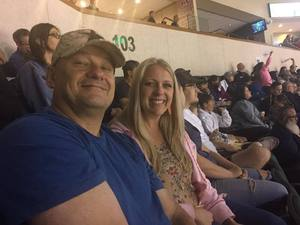 dondi attended Texas Stars vs. Rockford Icehogs - Game Two - Western Conference Finals - AHL on May 20th 2018 via VetTix