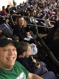Garyn attended Texas Stars vs. Rockford Icehogs - Game Two - Western Conference Finals - AHL on May 20th 2018 via VetTix