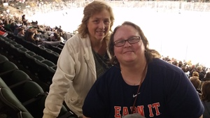 Diane attended Texas Stars vs. Rockford Icehogs - Game Two - Western Conference Finals - AHL on May 20th 2018 via VetTix