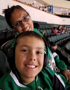 Timothy attended Texas Stars vs. Rockford Icehogs - Game Two - Western Conference Finals - AHL on May 20th 2018 via VetTix