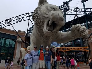 steven attended Detroit Tigers vs. Cleveland Indians - MLB on Jun 10th 2018 via VetTix