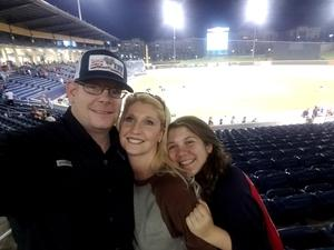 Click To Read More Feedback from Gwinnett Stripers vs. Syracuse Chiefs - MiLB