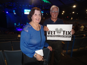 Werner Ulrich attended The Oak Ridge Boys Live on May 17th 2018 via VetTix