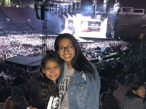 Chavez Family attended Taylor Swift Reputation Stadium Tour on May 18th 2018 via VetTix