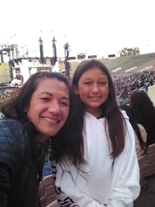 Kitt attended Taylor Swift Reputation Stadium Tour on May 18th 2018 via VetTix