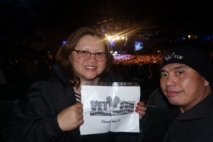 Click To Read More Feedback from Chicago / Reo Speedwagon
