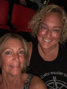 Cheryl attended Daryl Hall & John Oates and Train on May 20th 2018 via VetTix