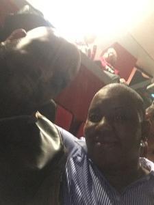 Jamila attended Daryl Hall & John Oates and Train on May 20th 2018 via VetTix