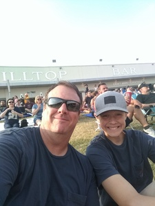 Daniel attended Poison With Special Guests Cheap Trick and Pop Evil - Lawn Seats on Jun 2nd 2018 via VetTix