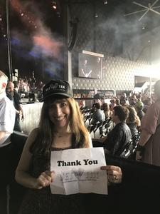 Linda attended Poison With Special Guests Cheap Trick and Pop Evil - Lawn Seats on Jun 2nd 2018 via VetTix