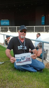 Joe attended Poison With Special Guests Cheap Trick and Pop Evil - Lawn Seats on Jun 2nd 2018 via VetTix