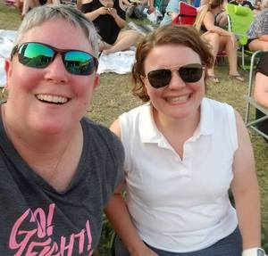 Kristy attended Poison With Special Guests Cheap Trick and Pop Evil - Lawn Seats on Jun 2nd 2018 via VetTix