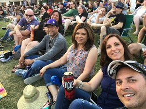 David attended Poison With Special Guests Cheap Trick and Pop Evil - Lawn Seats on Jun 2nd 2018 via VetTix
