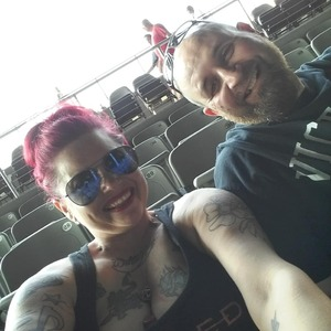 Scott attended Poison With Special Guests Cheap Trick and Pop Evil - Lawn Seats on Jun 2nd 2018 via VetTix