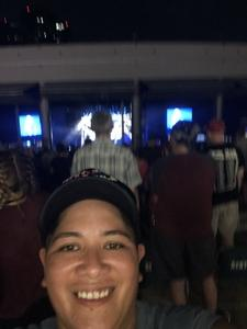 chantel attended Poison With Special Guests Cheap Trick and Pop Evil - Lawn Seats on Jun 2nd 2018 via VetTix