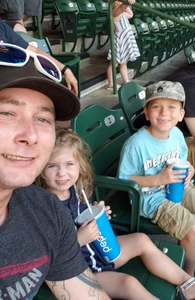 Walter attended Milwaukee Brewers vs. Atlanta Braves - MLB on Jul 5th 2018 via VetTix