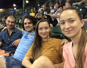 Richard attended Milwaukee Brewers vs. Atlanta Braves - MLB on Jul 5th 2018 via VetTix
