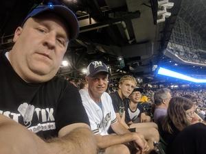 Eric attended Milwaukee Brewers vs. Atlanta Braves - MLB on Jul 5th 2018 via VetTix