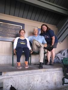 Jane attended Milwaukee Brewers vs. Atlanta Braves - MLB on Jul 5th 2018 via VetTix