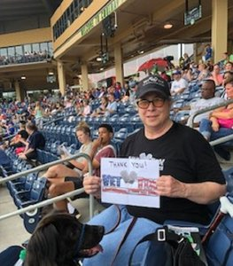 Click To Read More Feedback from Gwinnett Stripers vs. Columbus Clippers - MiLB