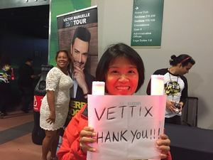 Click To Read More Feedback from Victor Manuelle 25/7 Tour 2018